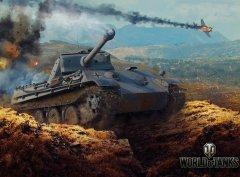 《坦克世界》官方壁纸