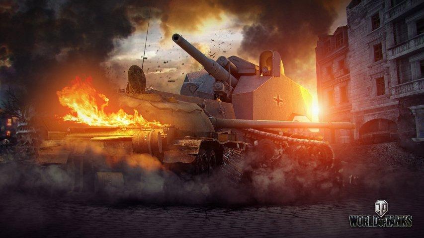 《坦克世界》官方壁纸第9张