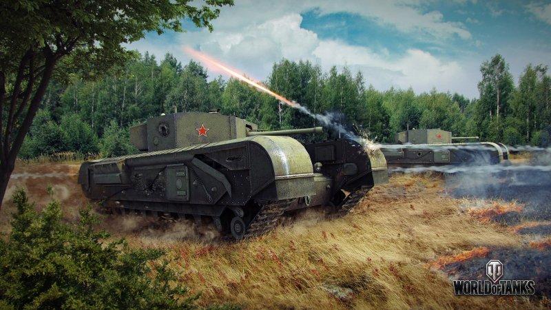 坦克世界截图第1张