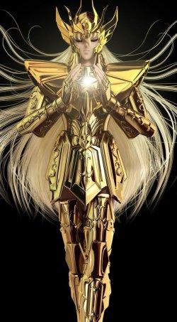 《圣斗士星矢》CG黄金12宫3D精模