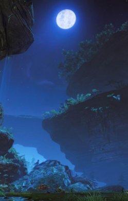 《怪物猎人》新场景艾丝特湖地