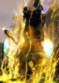 《激战2》最新战斗截图