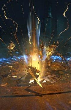 俄罗斯版剑灵《天铸》最新游戏截图
