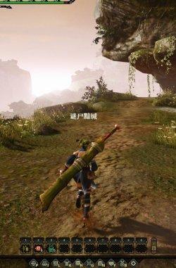 《怪物猎人》游戏场景实录