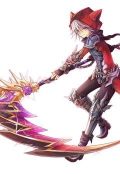 《幻想神域》新武器职业镰刀
