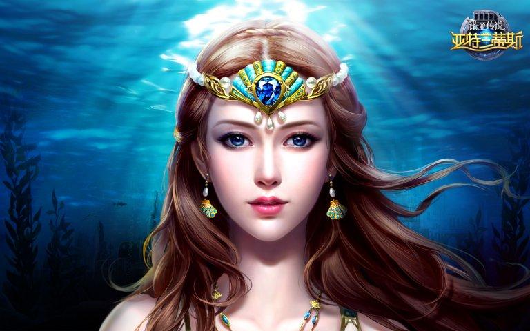 《诺亚传说》的女神们第3张