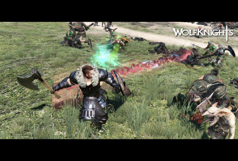 狼骑士截图第2张