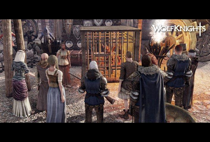 《狼骑士》中世纪的罪第3张