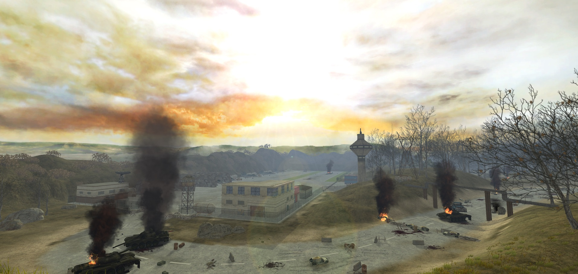 《末日枪神》最新游戏截图