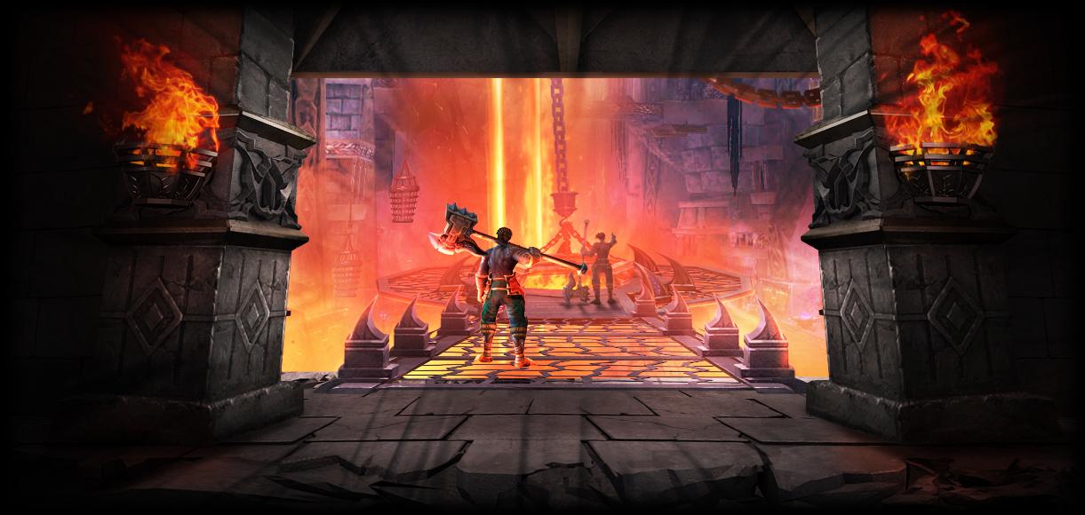 《命运之塔》游戏原画