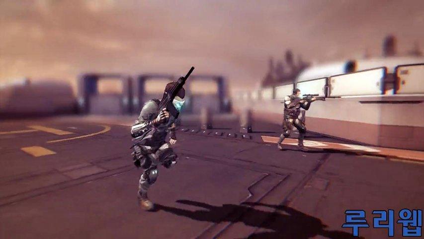 DNF开发商FPS新作《攻壳机动队》第4张