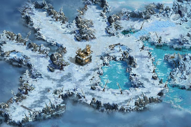 《战天》游戏截图