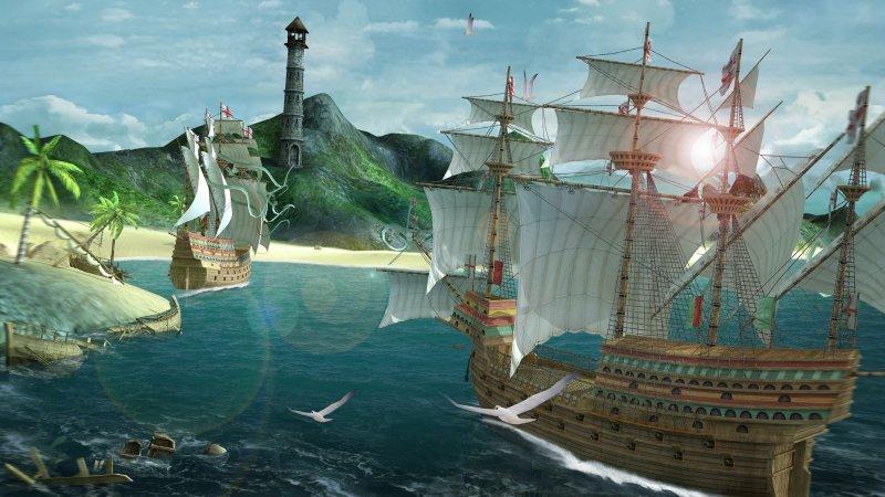 航海世纪截图第2张