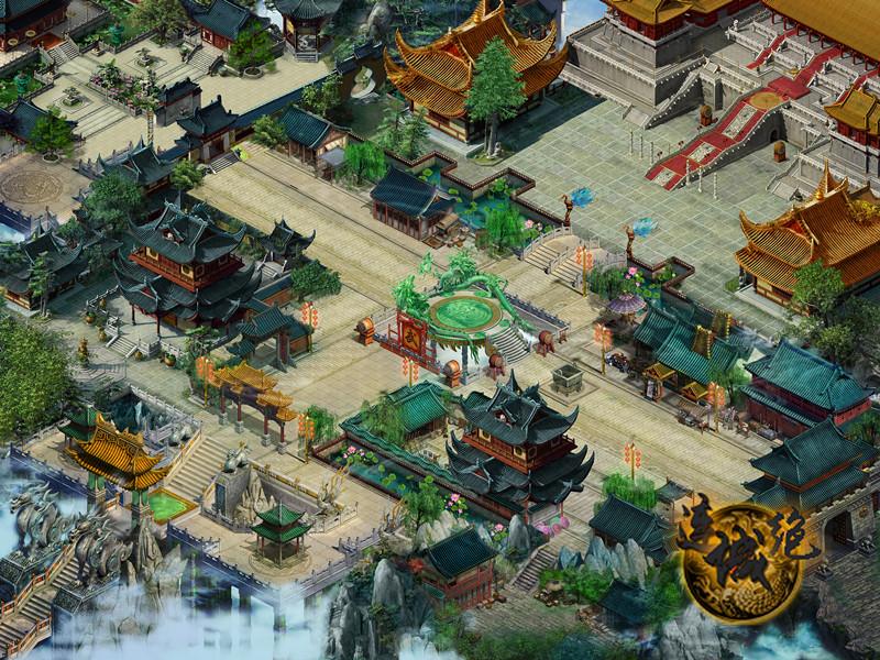 《连城绝》游戏原画