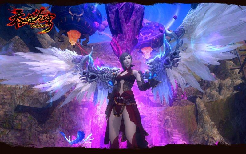 《吞噬苍穹》维密天使性感斗法第2张