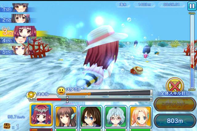 《美人鱼大师》游戏截图