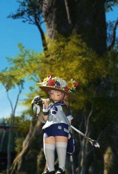 《最终幻想14》玩家摄影大赛获奖作品