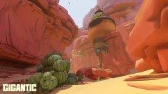 《巨兽》高清游戏场景截图