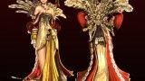 华丽宫廷风!《剑灵》春节推出台服专属时装