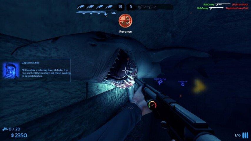 重口味血腥版捕鱼达人《捕鲨狂人》第4张