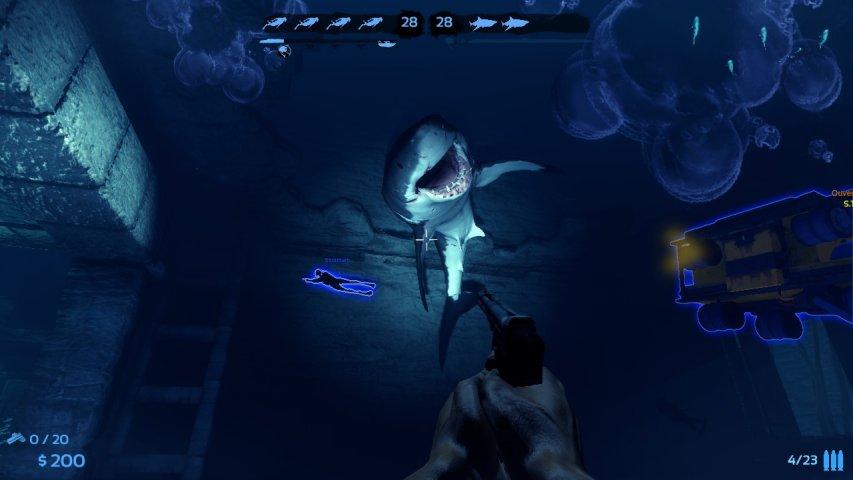 重口味血腥版捕鱼达人《捕鲨狂人》第20张