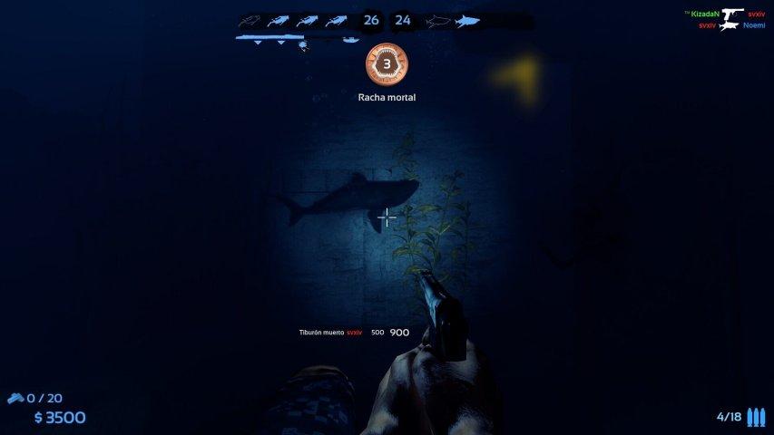 重口味血腥版捕鱼达人《捕鲨狂人》第3张