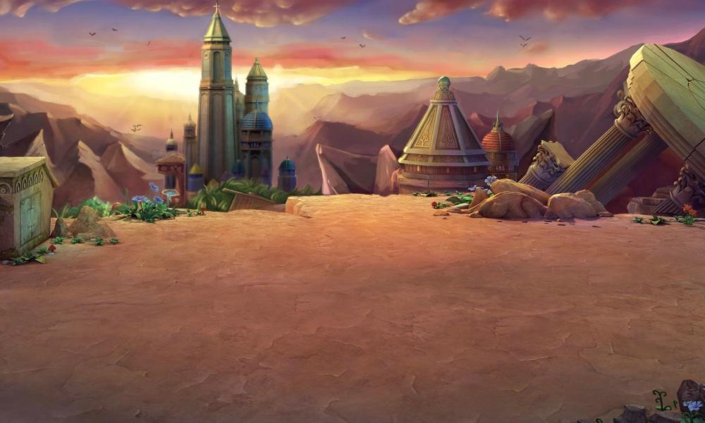 《巨神王座》游戏截图