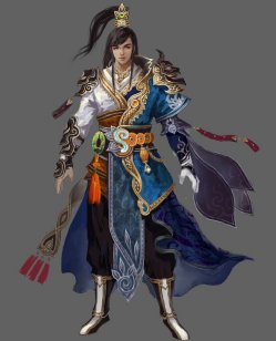 《轩辕剑之天之痕》游戏人物