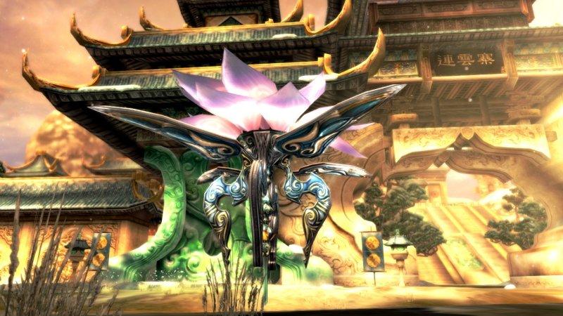 武侠网游《四大名捕》游戏截图第1张