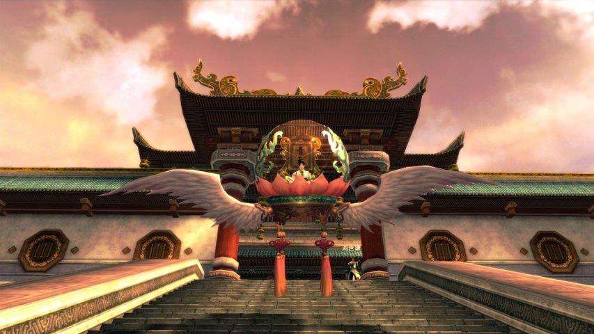 武侠网游《四大名捕》游戏截图第2张