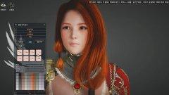 《黑色沙漠》女武神创建视频截图
