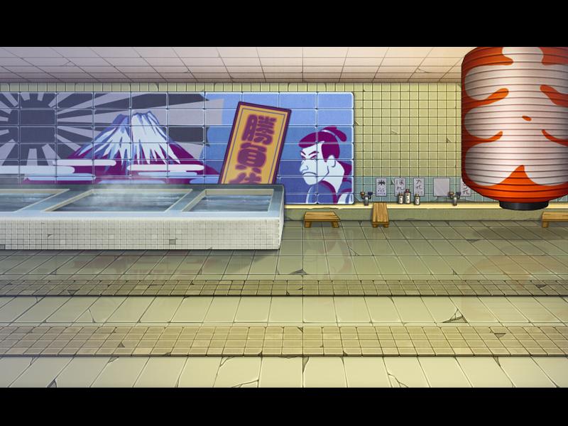 《热血街机》场景原画