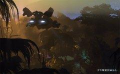 科幻MMO射击游戏《火瀑》截图
