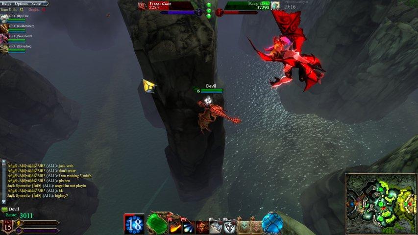 《龙族英雄传》试玩截图第1张