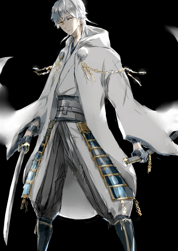 《刀剑乱舞》同人图集(2)
