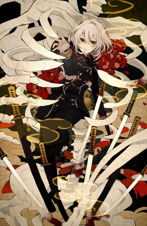 《刀剑乱舞》同人图集(3)