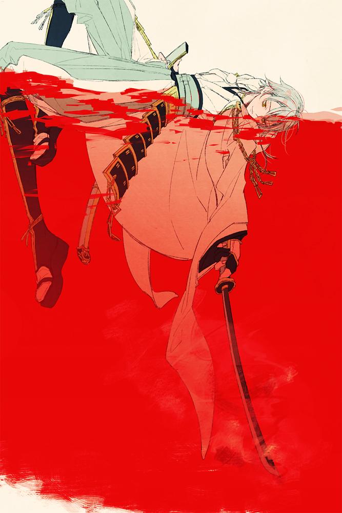 《刀剑乱舞》同人图集(1)