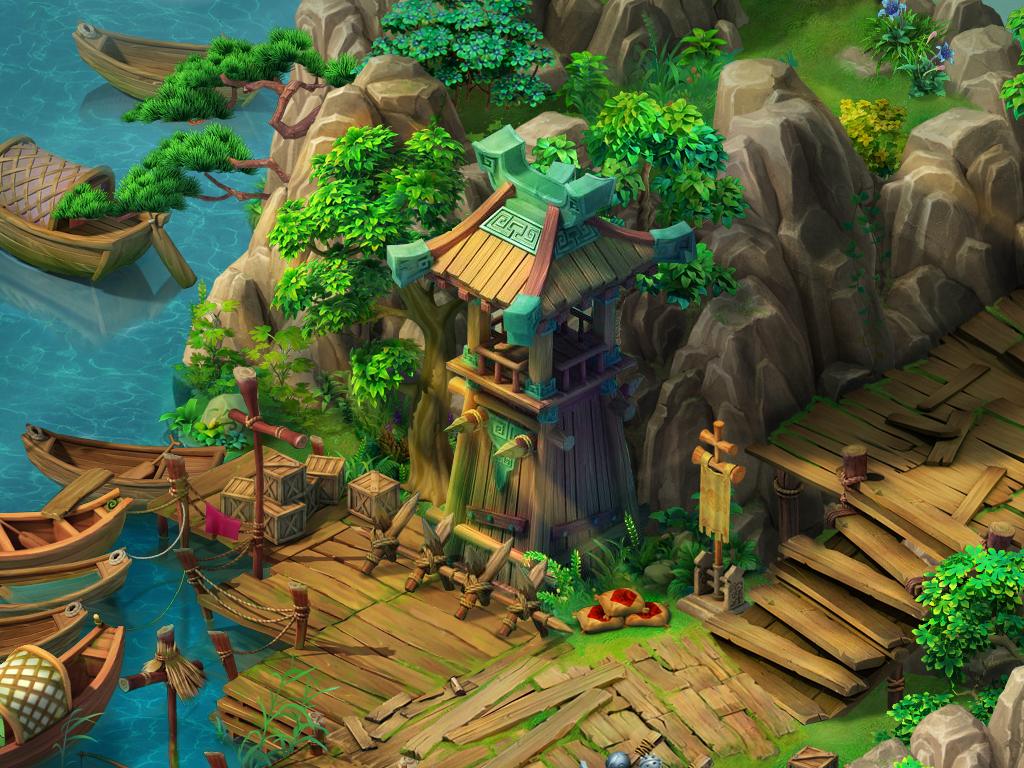 《三国萌军》游戏壁纸