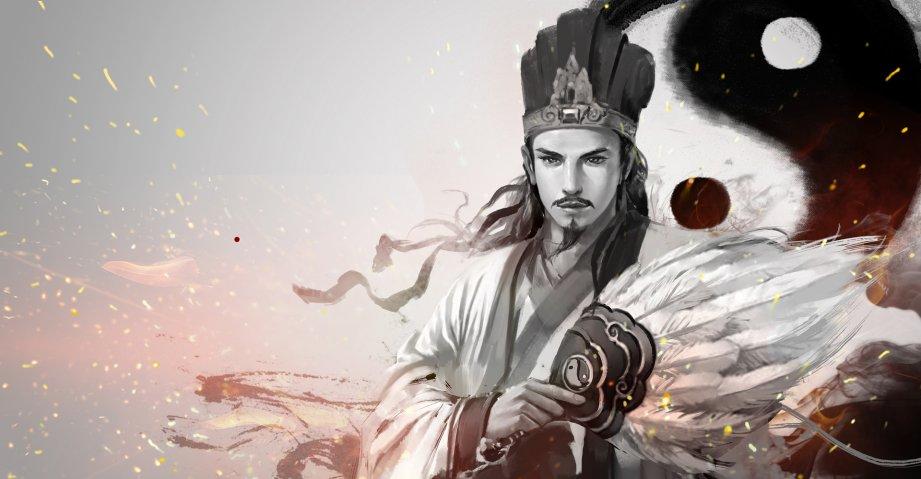 《赤壁之战》水墨风格人设图第1张