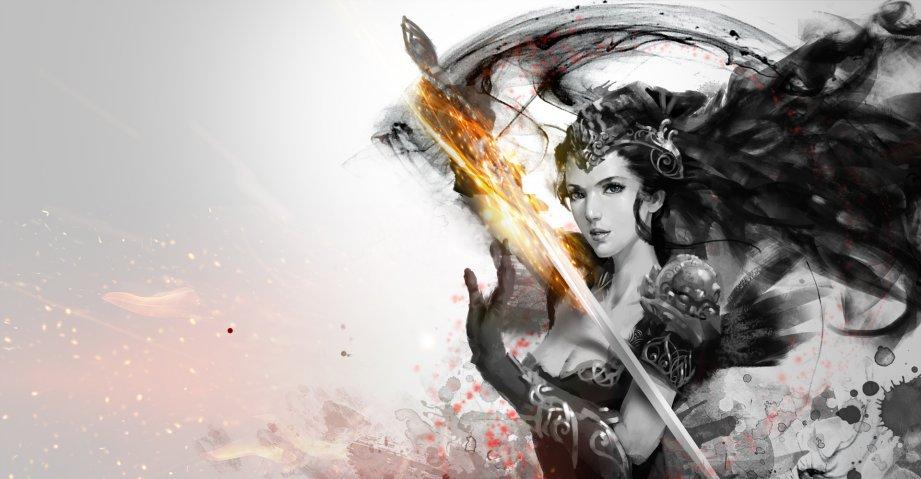 《赤壁之战》水墨风格人设图第4张