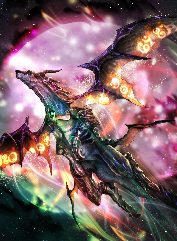 《魔卡幻想X》人物原画欣赏