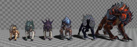 《无主之地OL》怪物原画第2张