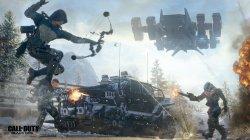 E3 2015:女战士凶悍 《使命召唤:黑色行动3》新图