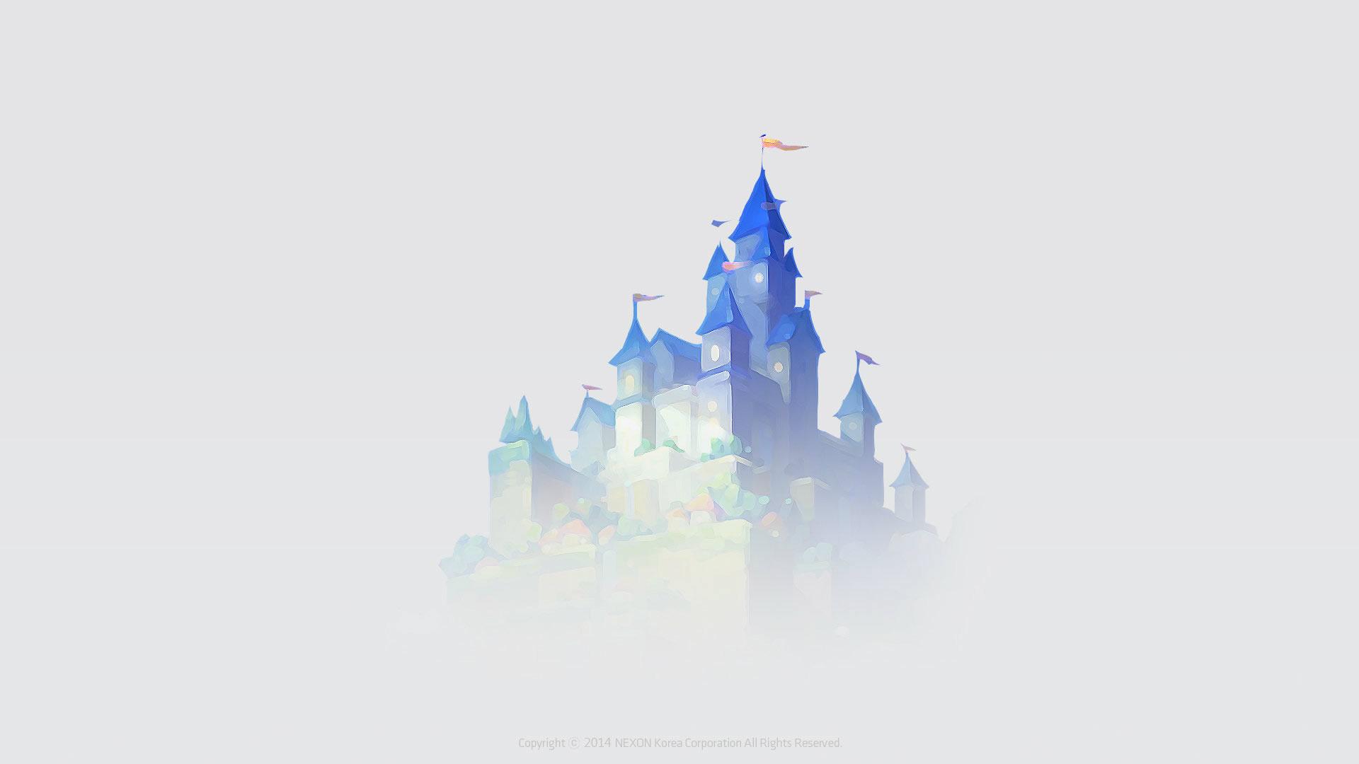 《冒险岛2》游戏原画壁纸