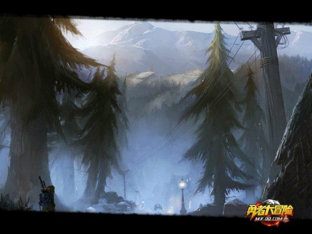 《勇者大冒险》最新壁纸第2张