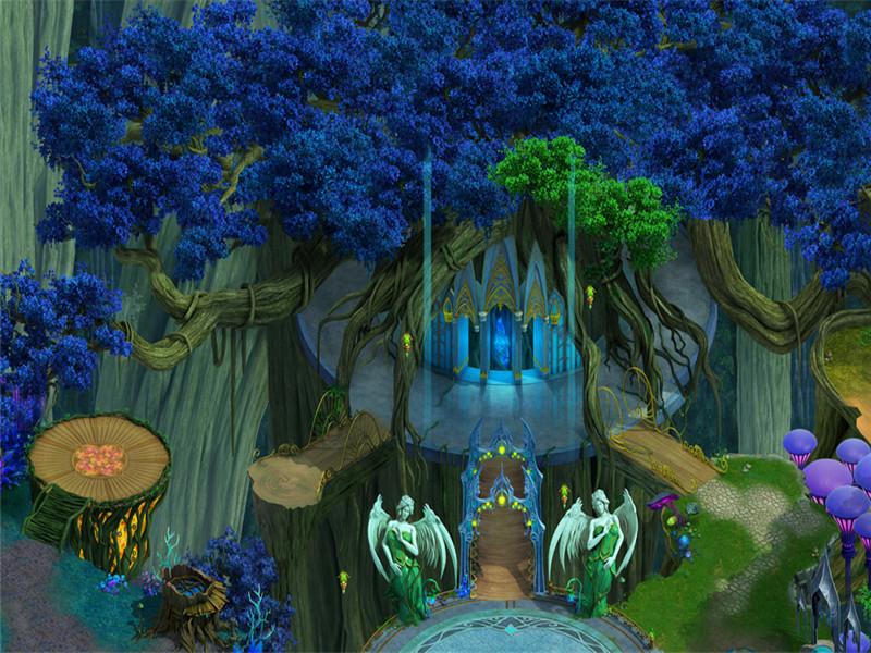 《风暴大陆》游戏截图