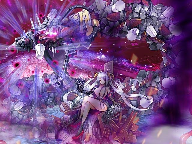 《神姬战舞》游戏截图欣赏