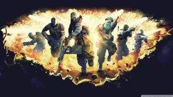 《边缘战士》游戏壁纸