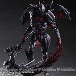 《怪物猎人X》最终幻想合作装备