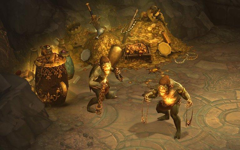 《暗黑3:夺魂之镰》哥布林家族图鉴第2张